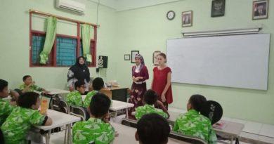 Kunjungan dari Mesir dan Rusia