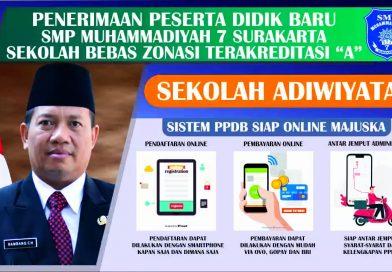 PENERIMAAN PESERTA DIDIK BARU (PPDB) 2020-2021